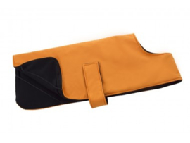 Softshell dogjacket Petwalk Oranje