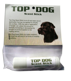 Geurstof stick van Top Dog