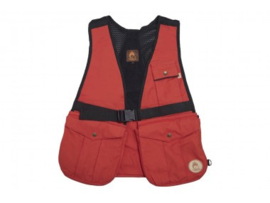 Dummyvest Firedog hunter air Steenrood