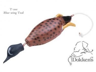 Dokken's Bluewing teal (taling)