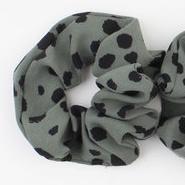 Scrunchie | Cheetah | Groen