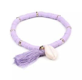 Armband Kauri Summer   Lila