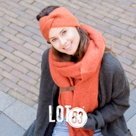 LOT83   Haarband Pip   Roest