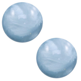 Slider Cabochon Polaris | Bol Shine Powder Blue