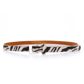 Riem Animal | Zebra Beige