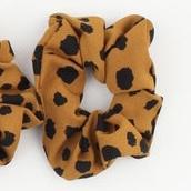 Scrunchie | Cheetah | Oker