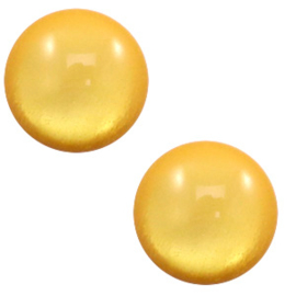 Slider Cabochon Polaris | Bol Shine Mineral Yellow