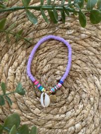 Armbandje | Celebrate Summer | Lila