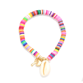 Armbandje | Celebrate Summer | Multicolor
