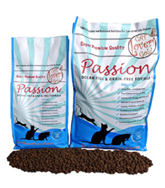 Catlovers Gold   Passion Ocean Fish