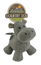 Country Dog | Canvas Knuffel | Bella