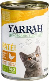 Yarrah | Biologische paté kip | Blik 400gr