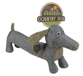 Country Dog | Canvas Knuffel | Buddy