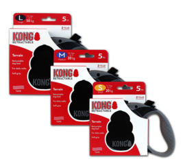 Kong | Retractable Leash | Terrain