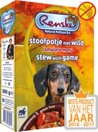Renske | Gestoomde Versmaaltijd Wild graanvrij | 395gr