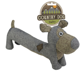 Country Dog | Canvas Knuffel | Daisy