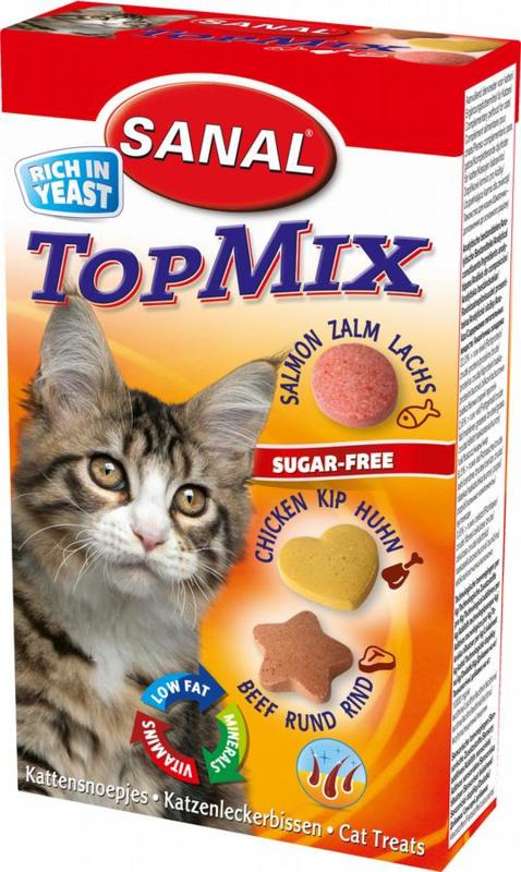 Sanal | Topmix Kattensnoepjes