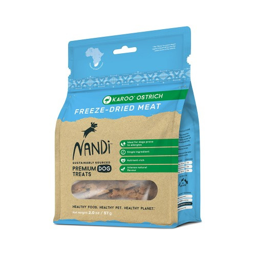 Nandi | Freeze Dried Ostrich