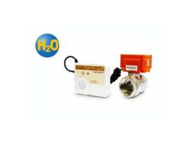 Waterlekdetector met automatische uitschakeling