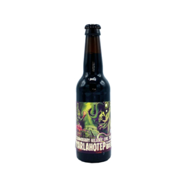 Yria Cervezas  - The Strawberry Killers' Evil Tiki Cult Vs Byarlahotep The Almighty Dark God Of Beer