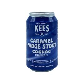 Brouwerij Kees  - Caramel Fudge Stout BA Cognac Edition 2020