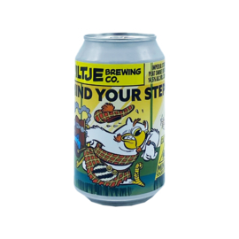 Het Uiltje - Mind Your Step! Peat Smoke Edition