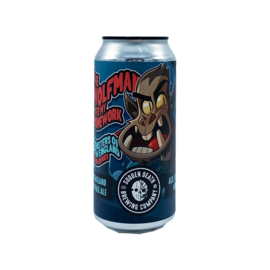 Sudden Death Brewing Co. - The Wolfman Ate My Homework