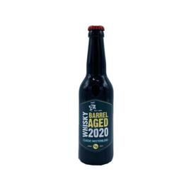 Gulpener Bierbrouwerij - Classic Masterblend - Whiskey Barrel Aged 2020