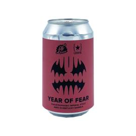 AF Brew Collab/ Lervig - Year of Fear. Kentucky