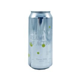 Three Hills Brewing  - Designated Realm of Action