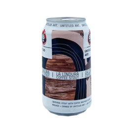 Untitled Art - La Lindura Coffee Stout