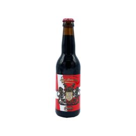 Sori Brewing collab/ Amager Bryghus - Livonian Crusade (Tawny Port BA)