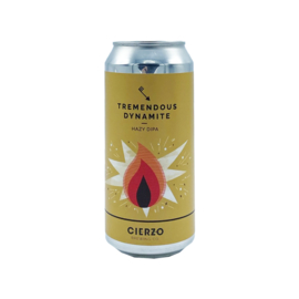 Cierzo Brewing Co.  - Tremendous Dynamite