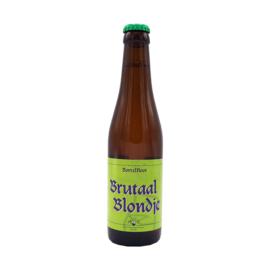 Brouwerij BorrelNoot - Brutaal Blondje
