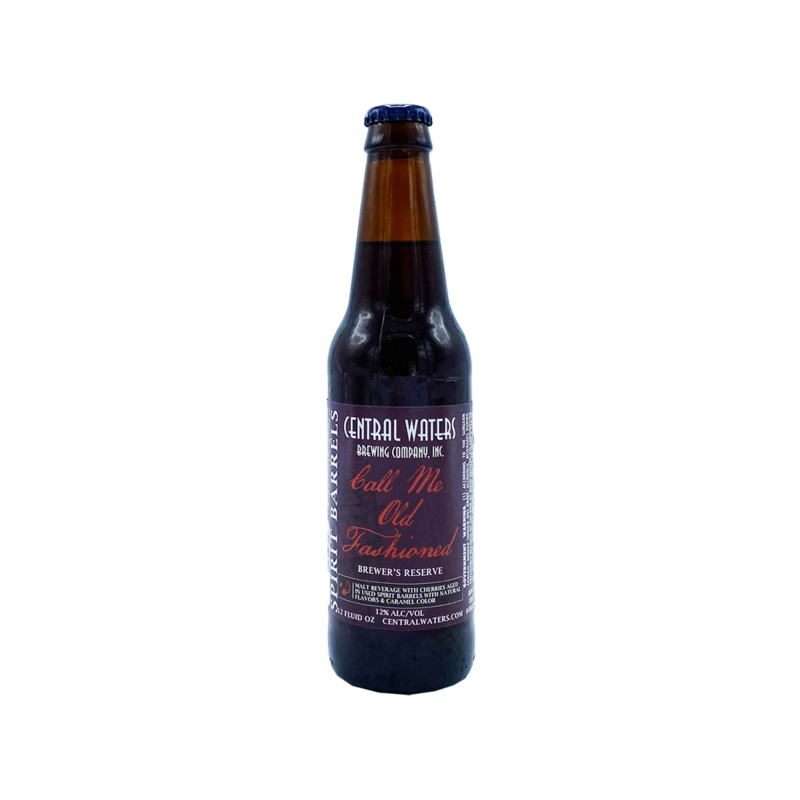 Central Waters Brewing Company - Brewer's Reserve Call Me Old Fashioned