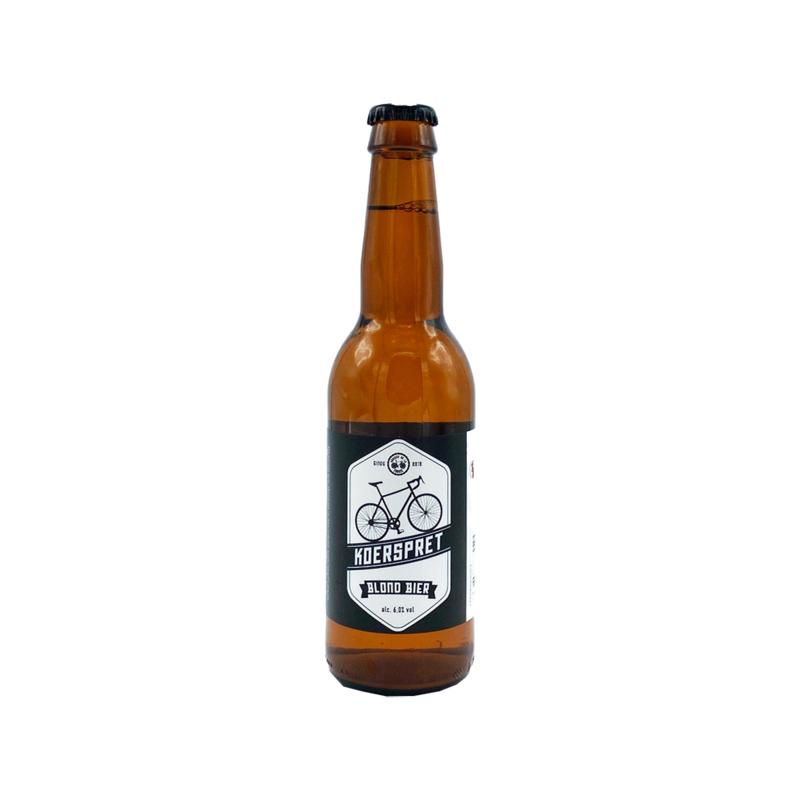 Brouwerij Cattus - Koerspret Blond