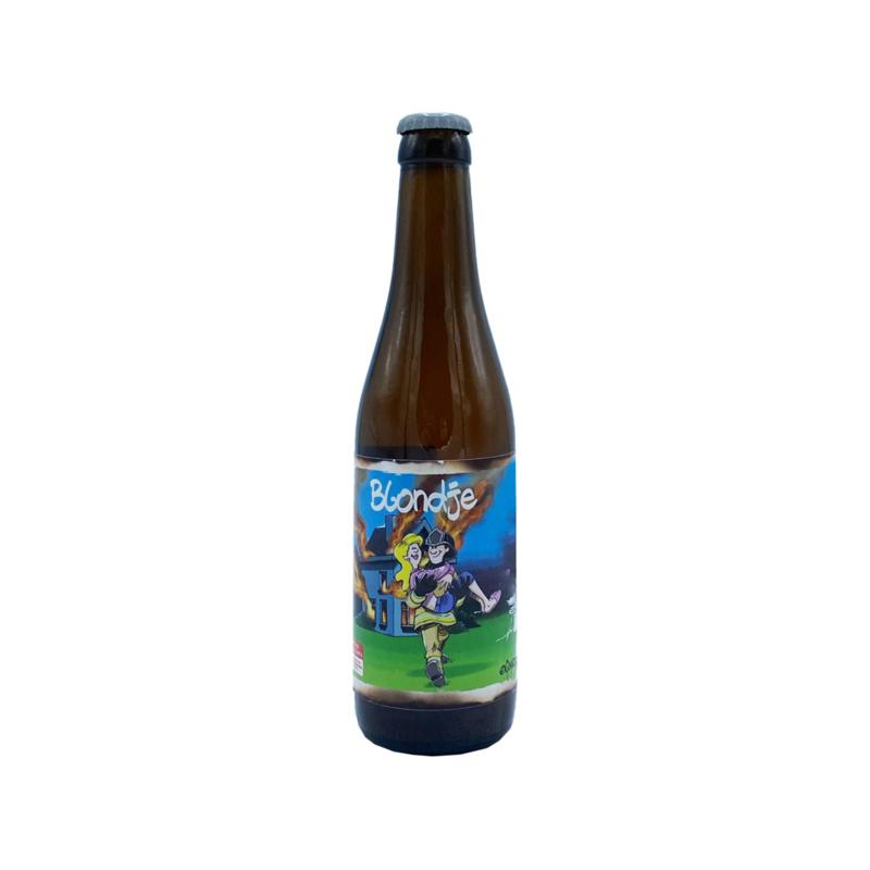 Brouwerij Bluswater - Blondje