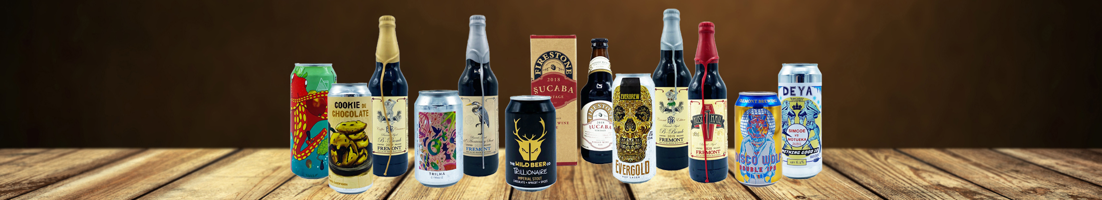 Fremont bieren en meer