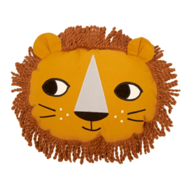 Beestachtig leuk kussen leeuw - Roommate