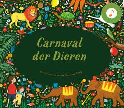 Carnaval der dieren muziekboek