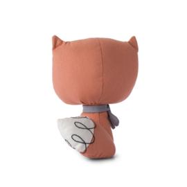 Knuffelvosje in geweldig leuke geschenkdoos - 18 cm