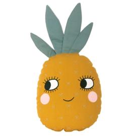 Vrolijk kussen ananas - Roommate