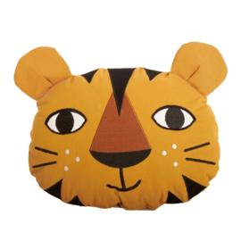 Gevaarlijk leuk sierkussen tijger - Roommate