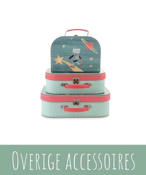 Kinderkamer accessoires en cadeautje