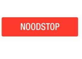 Noodstop