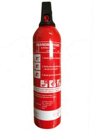 Brandblusser spray S750-EF ABF