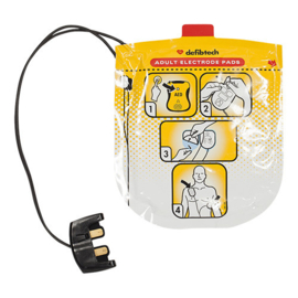 Defibtech Lifeline AED Elektroden