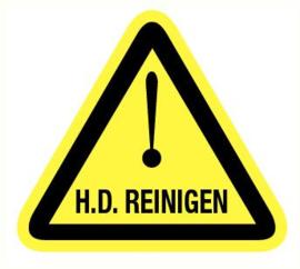 H.D. Reinigen