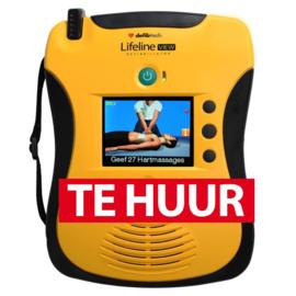 Defibtech Lifeline VIEW AED huren/leasen 36 maanden