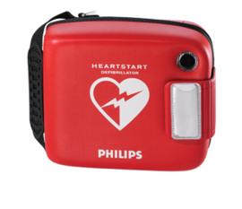 Philips HeartStart FRx AED draagtas